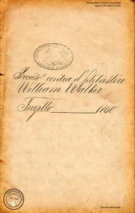 Juicio William Walker